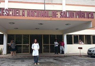 Escula Nacional de Salud Pública de Cuba