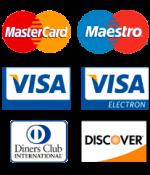 Formas de pagamentos